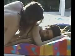 wwe Candice Michelle lesbian sex scene outdoor and bath tub