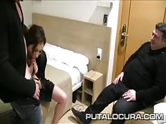PUTA LOCURA Real Spanish amateur cuckold