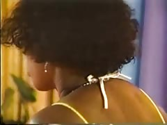 Ebony Ayes full nude stripping - Amos and Candy (1987)