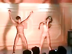 Indian stage dance & sex