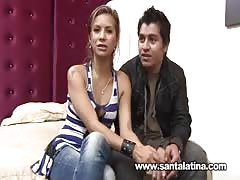 real amateur latin colombian sex tape video