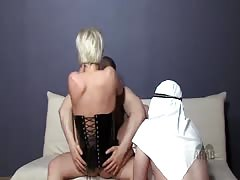 Arab Slave American Mistress Crucifixion Foot Fetish Worship