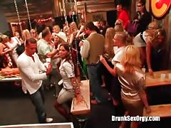 Craziest drunk girlfriends are having an awesome party