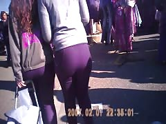 ASS LEGGING BEURETTE