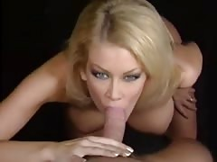 Jenna Jameson Sucks Dick POV With Cum Facial