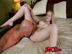 Blonde Hottie Stacie Jaxxx Gets Banged Hard
