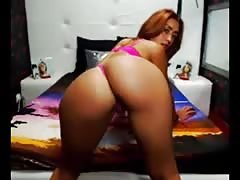 Columbian milf with nice ass